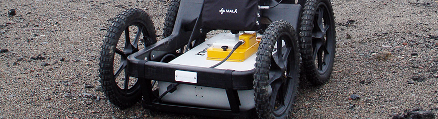 GPR for Military & Police