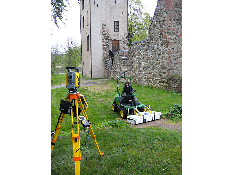GPR for Education and Research